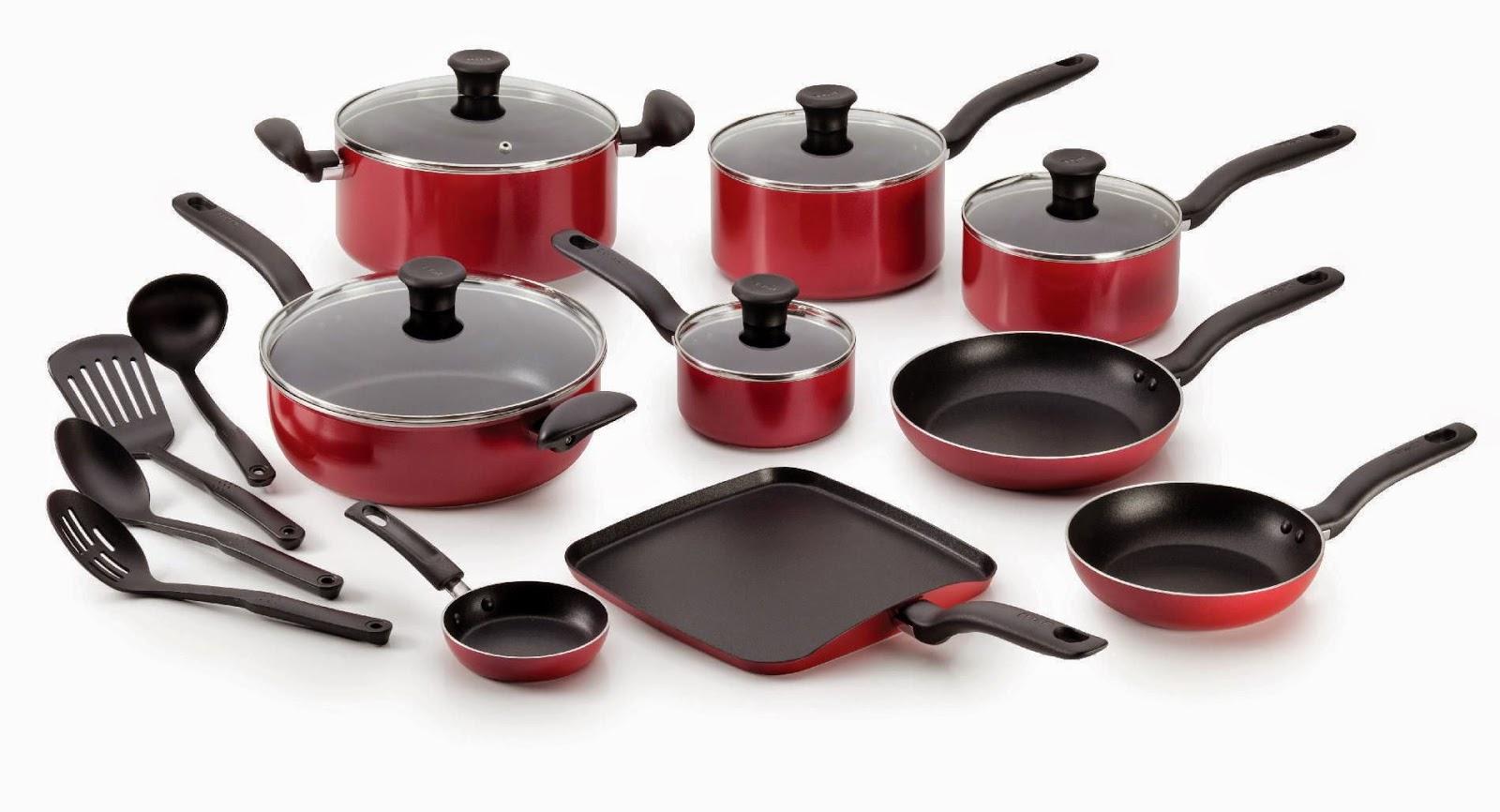Best Dishwasher Safe Nonstick Cookware Set