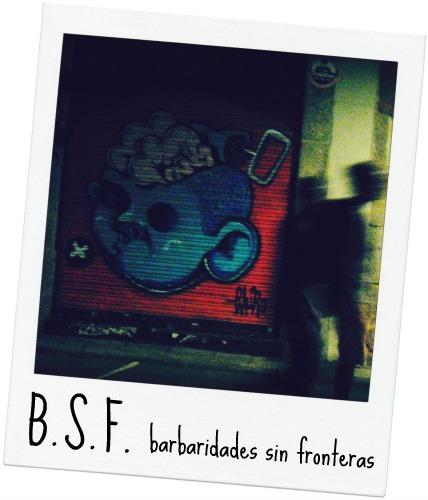 BARBARIDADES SIN FRONTERAS