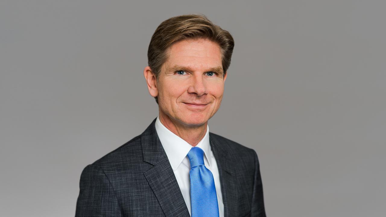 Schirmherr Minister Dr.Heiner Garg