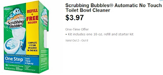 Scrubbing Bubbles Toilet Cleaner Starter Kit