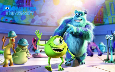 Pelicula Monsters University