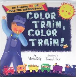 Color Train, Color Train by: Martin Kelly