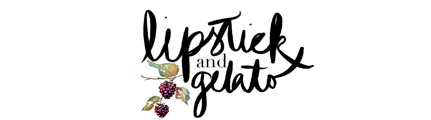 Lipstick And Gelato