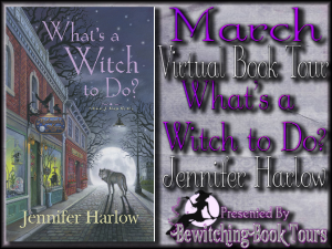 What's a Witch to Do? Tour Button