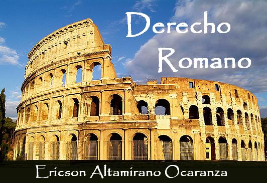Origen Matrimonio Romano : Derecho romano celaldtvm