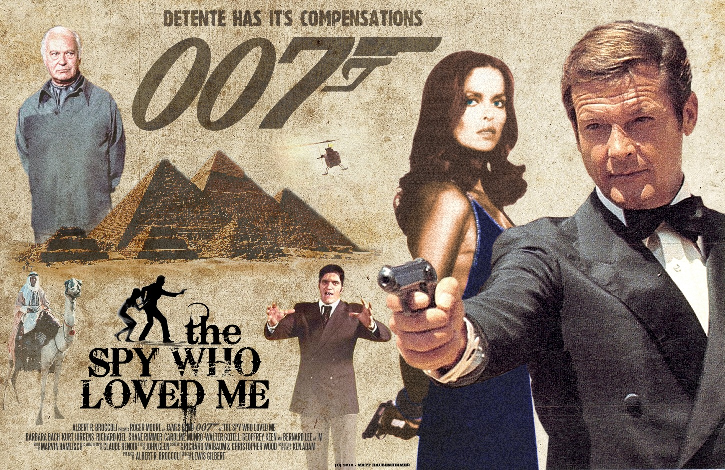 O Bau Do Edu The Spy Who Loved Me O Espiao Que Me Amava