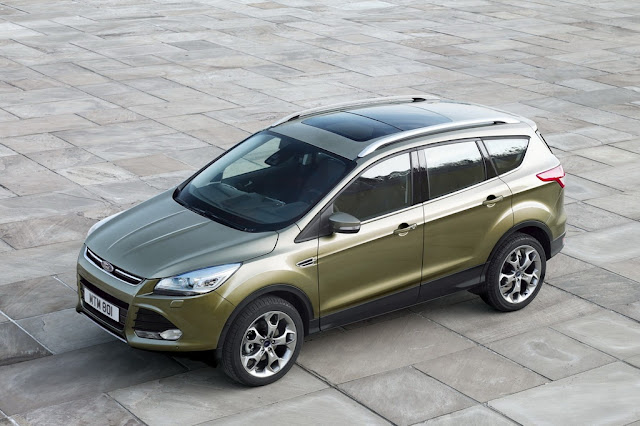 new car releases 2013new car release 2013 2013 Ford Kuga Release