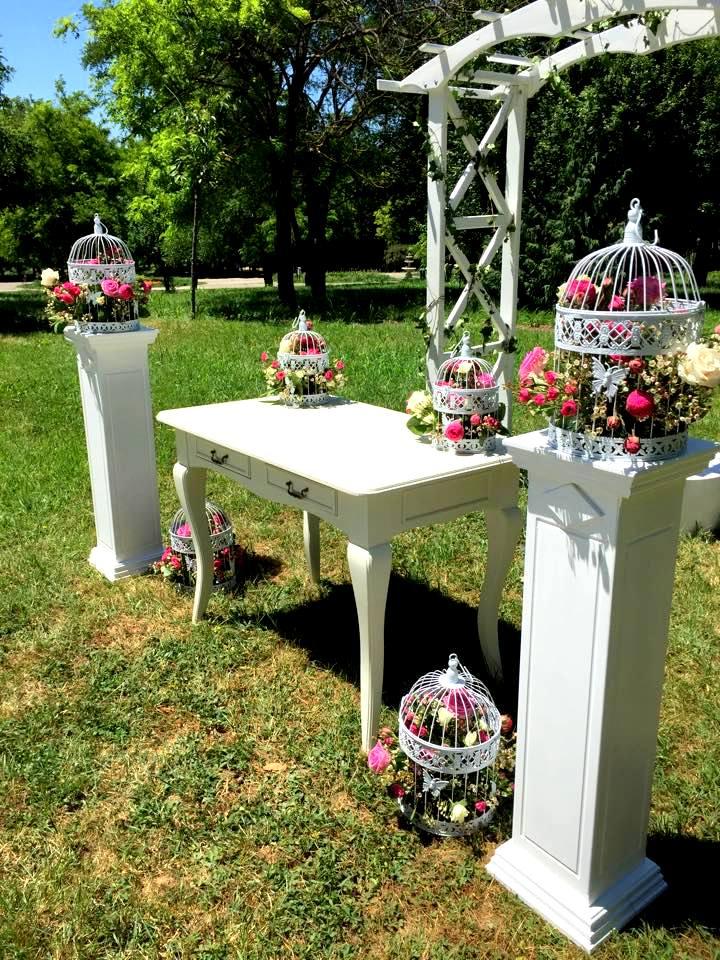 Coloane decorative- KOFI - decoratiuni nunta