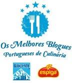Melhores blogues de culinária portugueses
