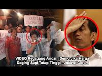 Lagi lagi Jokowi Ingkar Janji !! Harga Sapi Bukanya Turrun Malah Smakin Naik