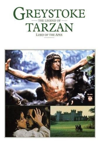greystoke, la leyenda de tarzán