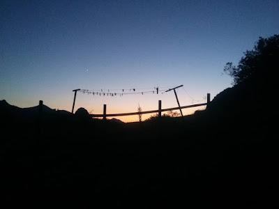 Tendal Noche ©Emma Alvarez