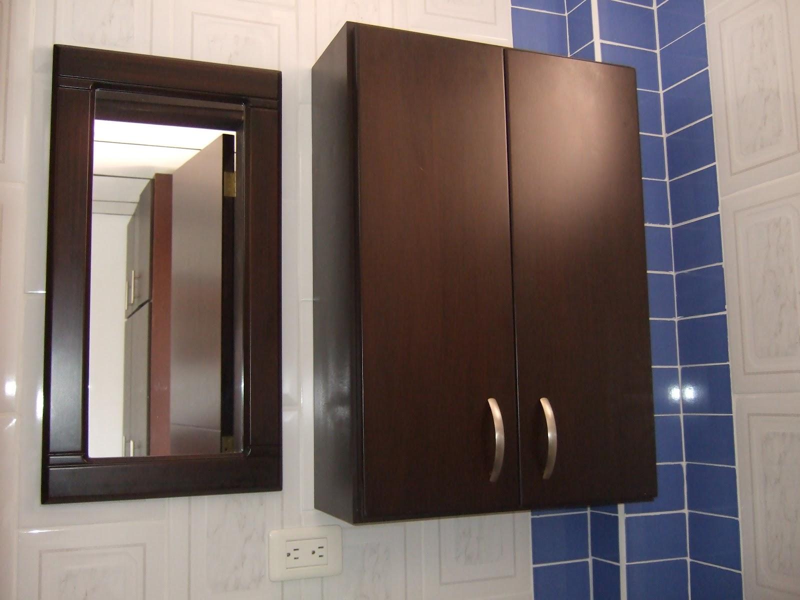 F f cocinas integrales espejos muebles de ba o for Espejo marco wengue