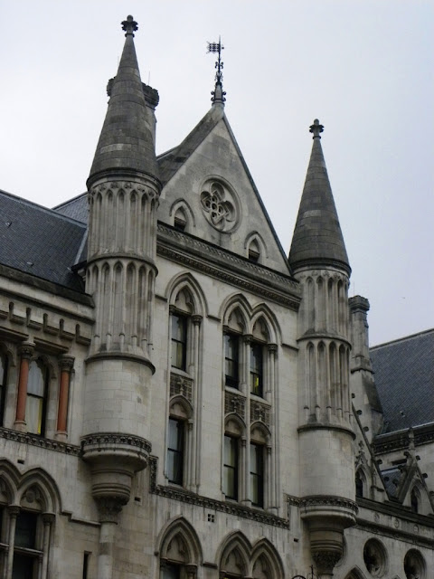 Law Courts London