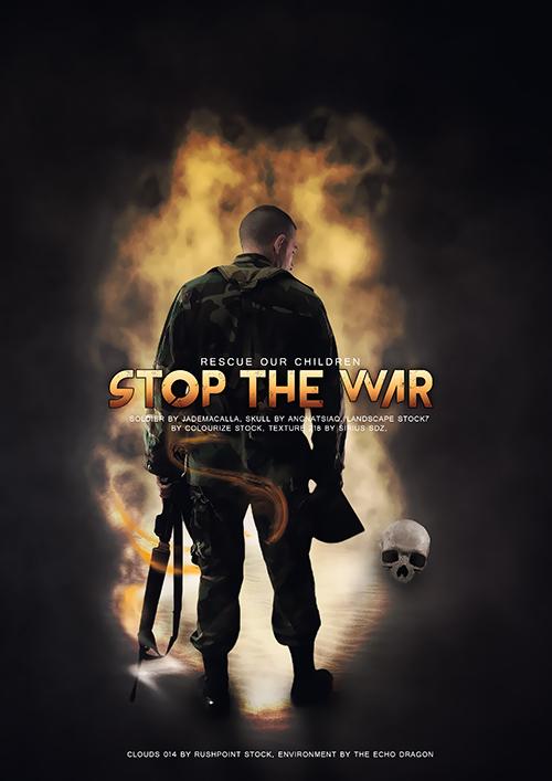 Make Movie Poster Design Photoshop Tutorial
