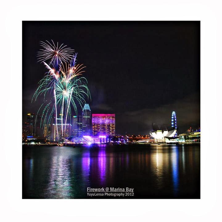 Singapore Firework