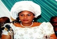 'I will lead protest to Chibok, and I don't mind being shot' - Patience Jonathan