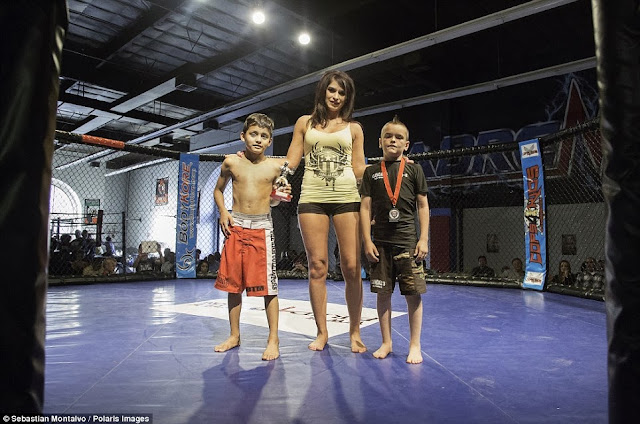 Brutal: Inside The World of Child Cage Fighting