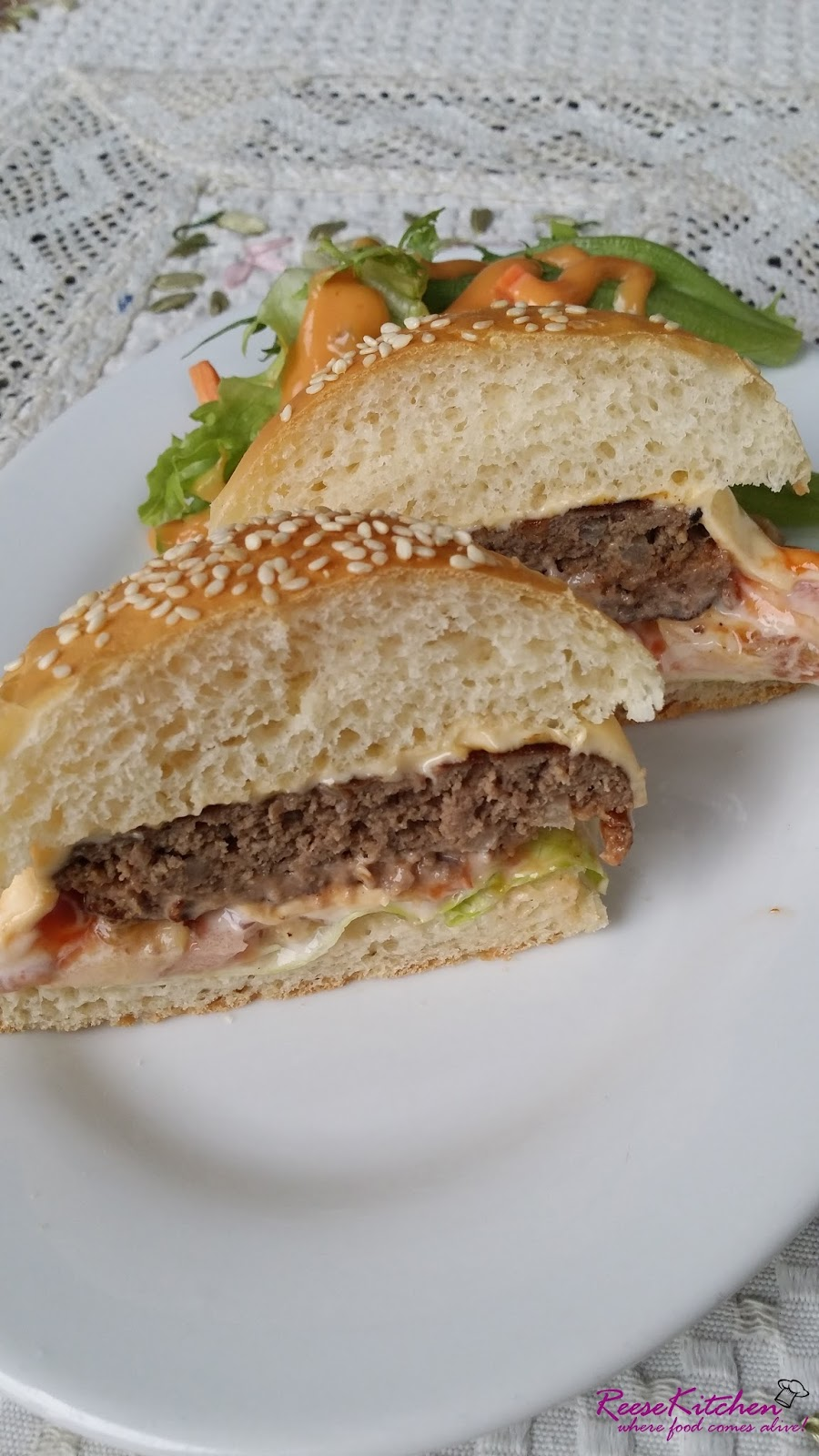 how to make the best beef patty