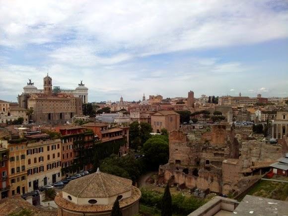 Rome Fora