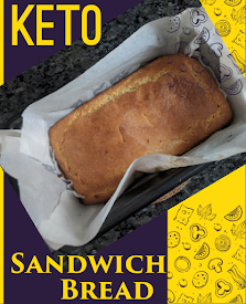 Only 1.9 Net Carb Keto Bread - No Eggy Taste!