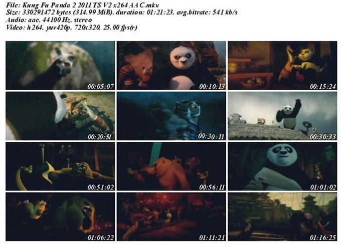kung fu panda 2 movies download