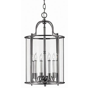 Carolina Rustica Hinkley Lighting Gentry Hanging Foyer Lantern