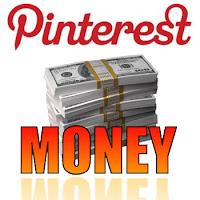 Pinterest + dinheiro