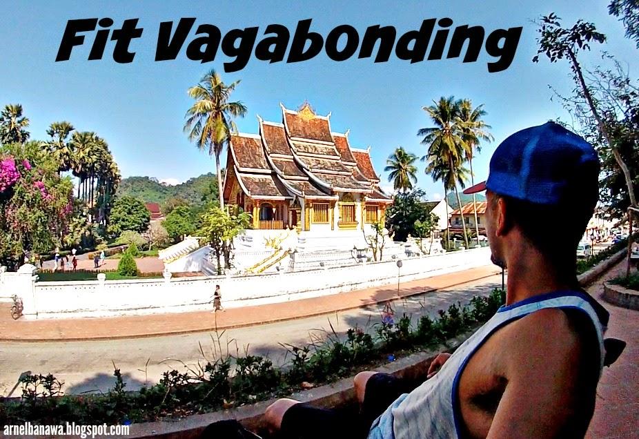 Fit Vagabonding - Fitness Travel - National Museum Luang Prabang