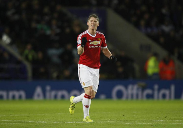 Many United fans want Schweinsteiger as their captain (Picture: REX/Shutterstock)