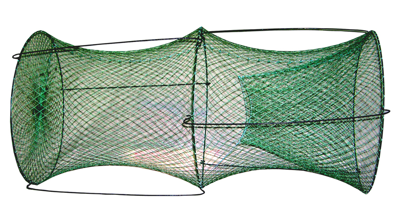Как сделать морду для ловли рыбы своими