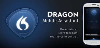 Dragon Mobile Assistant, asistente por voz para Android
