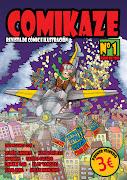 Y aquí está por fín la portada del nº4 de Thermozero cómics. portada n⺠