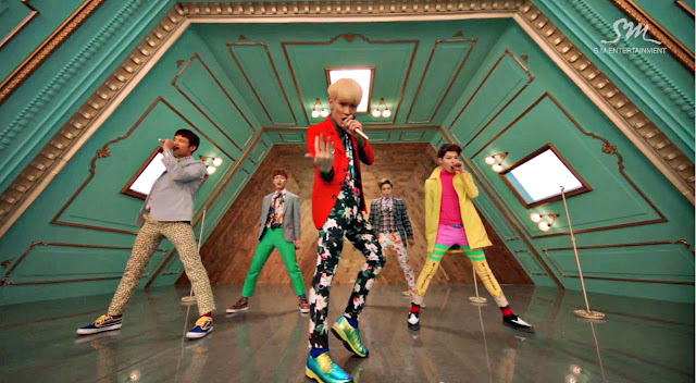 Videos of the Day: SHINee's Dream Girl MV + Dance Version