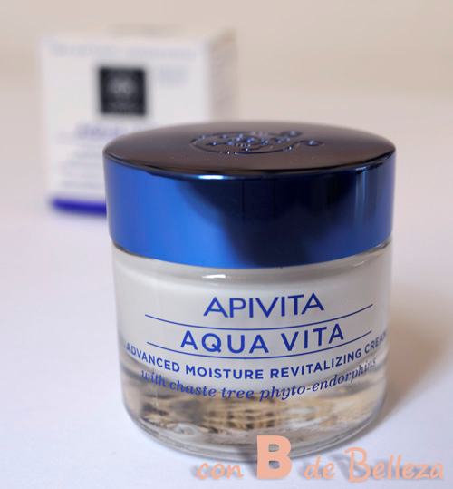 Crema de rostro de Apivita