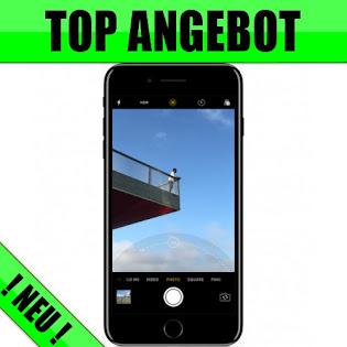 iPhone 7 Plus 256GB - Ab 1 Euro* mit Vertrag! ▼Klick hier!▼