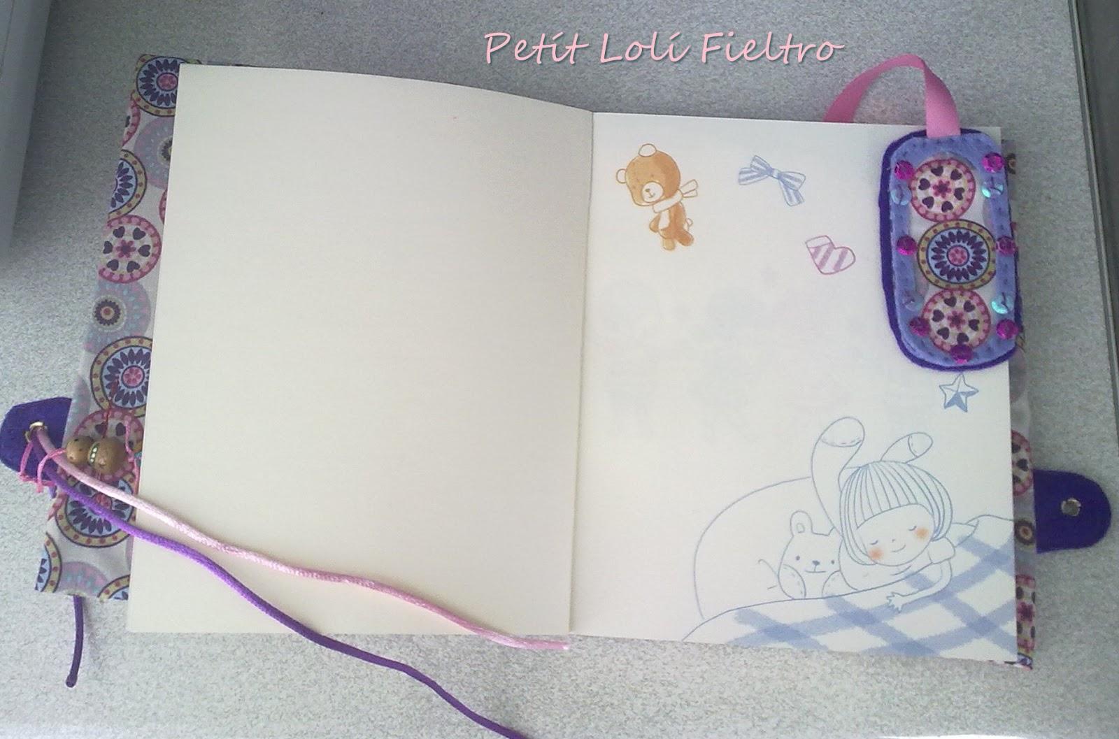 Petit Loli Bebe: Diarios personalizados para chicas - photo#50
