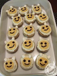 Adventure Time Birthday Cupcakes