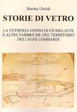 """Associazione culturale """"Luigi Scanagatta"""", in un libro la vetreria Venini di Fiumelatte"""