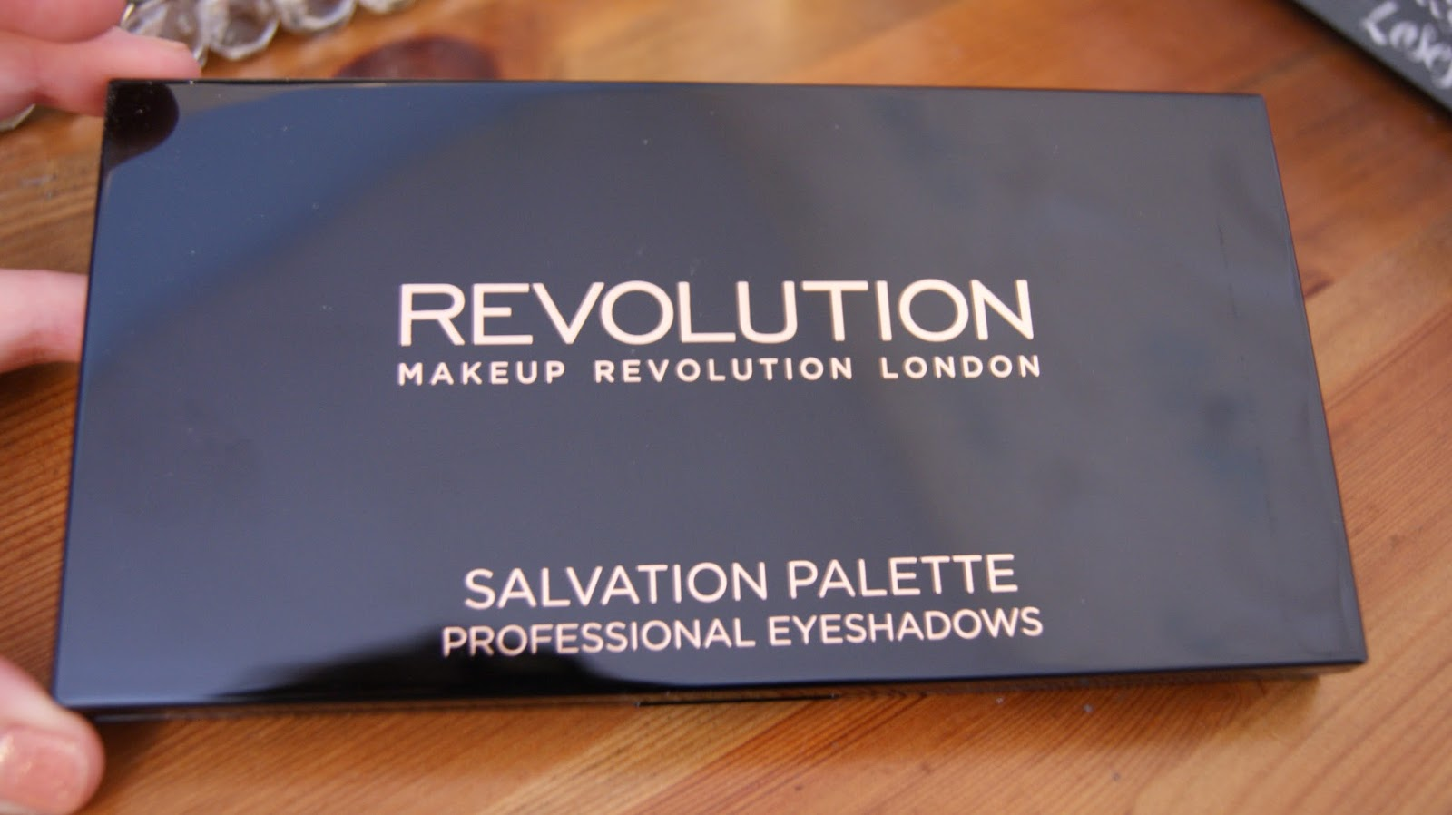 Makeup Revolution Girl Panic Palette Case