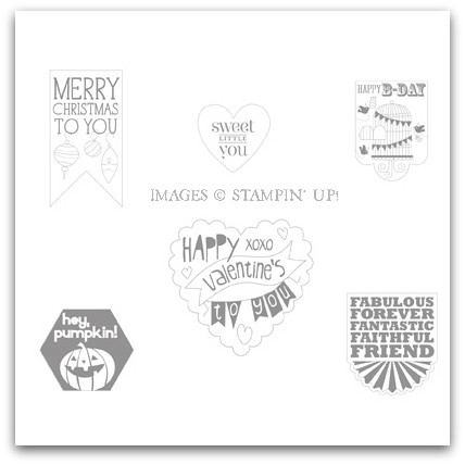 Perfectly You Stamp Brush Set Digital Download by Stampin' Up!
