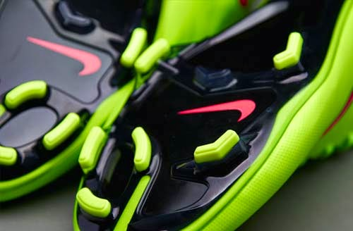 Nike Mercurial Veloce II FG with Green Color