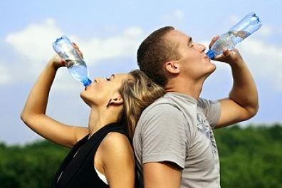 Водата-Как да ускорим Метаболизма си
