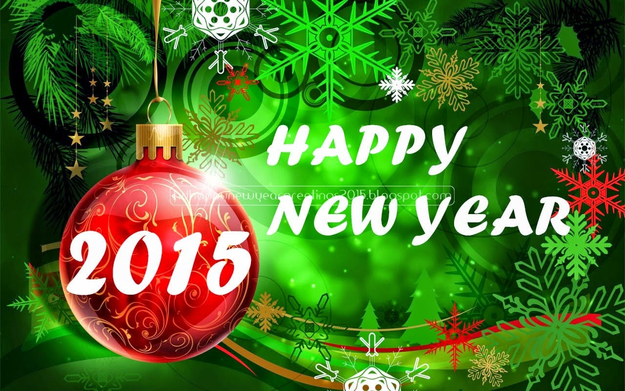 Happy New Year 2015 Wallpaper free Download - Images