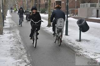 Malmö, Veloroute Kaptansgatan