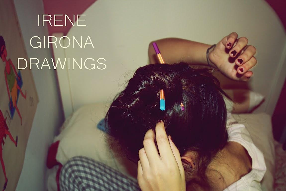 Irene Girona Drawings