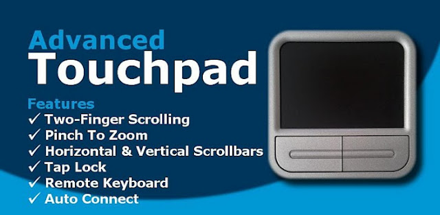 Advanced Touchpad (Remote Mouse) Arcoid