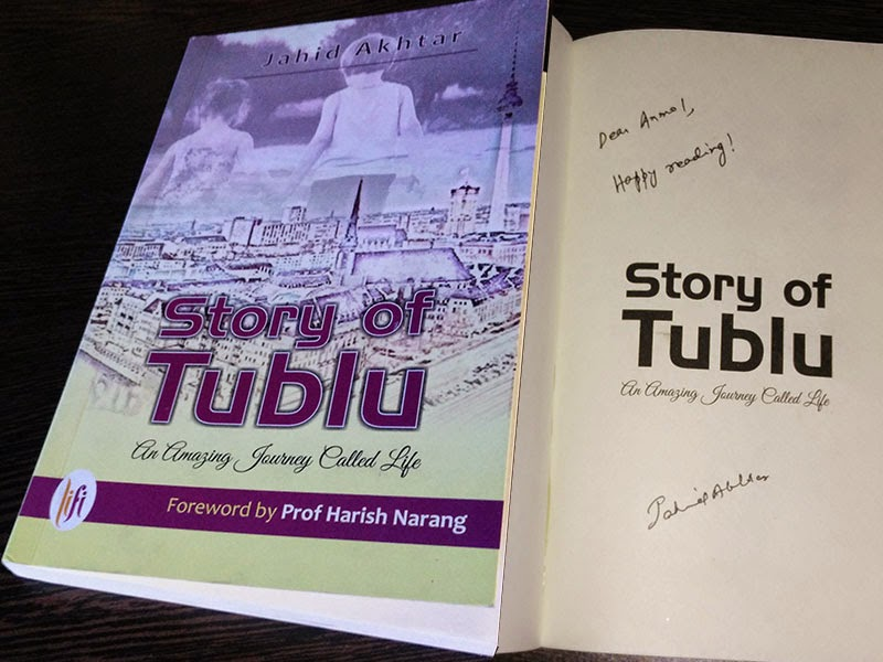 Story of Tublu (Jahid Akhtar) - Review