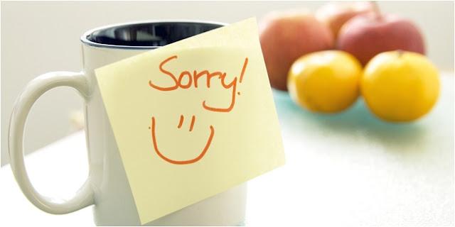 7 Cara Minta Maaf Yang Tidak Bisa Dipercaya