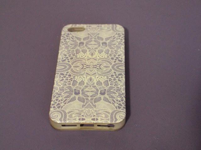 Iphone case mandala